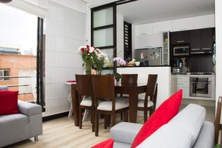 Apartamento Duplex en venta en Rincón del Chicó con 2 Habitaciones.
