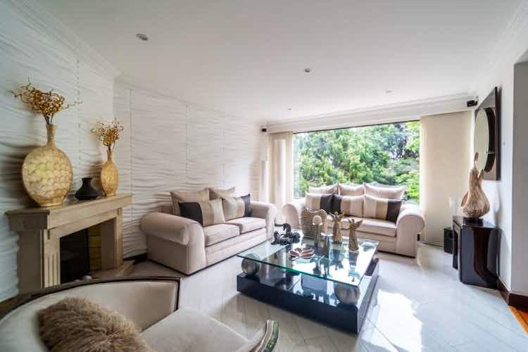 Portada Apartamento en venta en Chicó Navarra de 220m2.