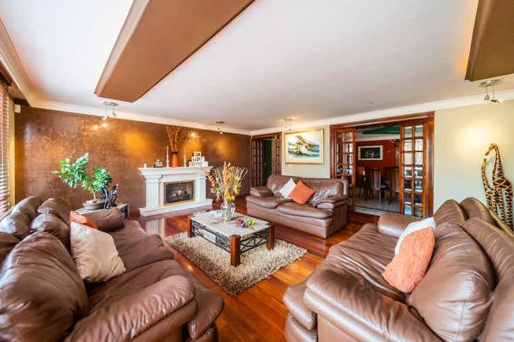 Portada Apartamento en venta en Chicó Navarra de 354m2.