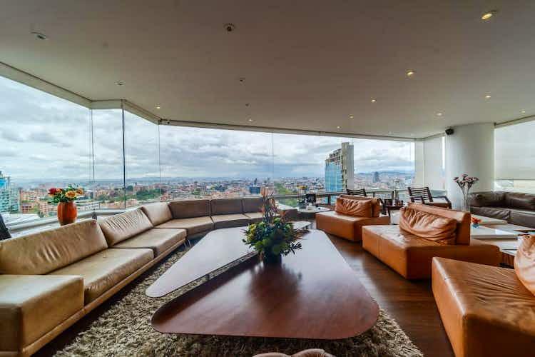 Portada Apartamento en venta en El Refugio con terraza