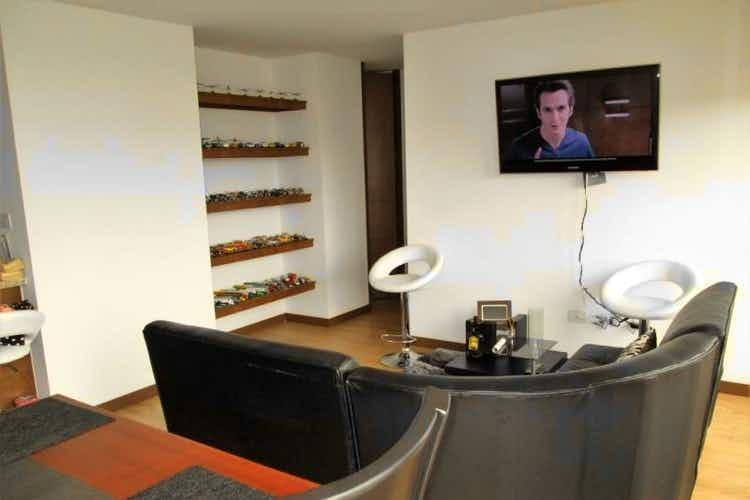 Portada Apartamento En Venta En Serrezuela de 73,56mtrs2 con balcón