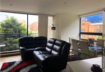 Apartamento en Barrio Cedritos, Cedritos - Dos alcobas