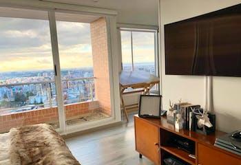 Apartamento en venta en Chapinero Alto de 1 habitacion
