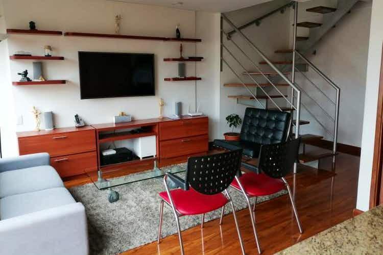 Portada Apartamento Duplex en venta en Barrio Teusaquillo con balcon
