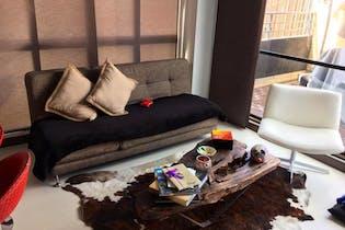 Apartamento en venta en La Calleja Usaquén de 1 hab.