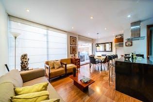 Apartamento En Venta En Rincón del Chicó, de 78mtrs2 con balcón