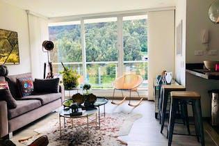 Apartamento En Venta En Chapinero Alto, de 70mtrs2 con 2 balcones