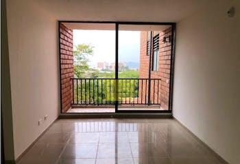 Apartamento en venta en Loma De Los Bernal de 2 habitaciones