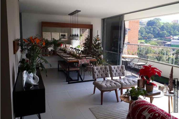 Portada Apartamento en venta en Loma del Chocho de 139 mts2