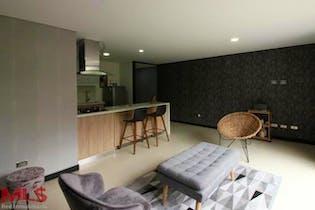 Apartamento en venta en Conquistadores de 103 mt con balcón
