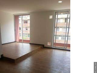 Una vista de una sala de estar desde una sala de estar en Apartamento en venta en La Macarena, de 42mtrs2