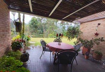 Apartamento en venta en El Chuscal con Jardín...