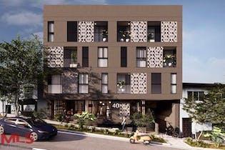 Apartamento en venta en Bomboná de 1 hab. con Jardín...