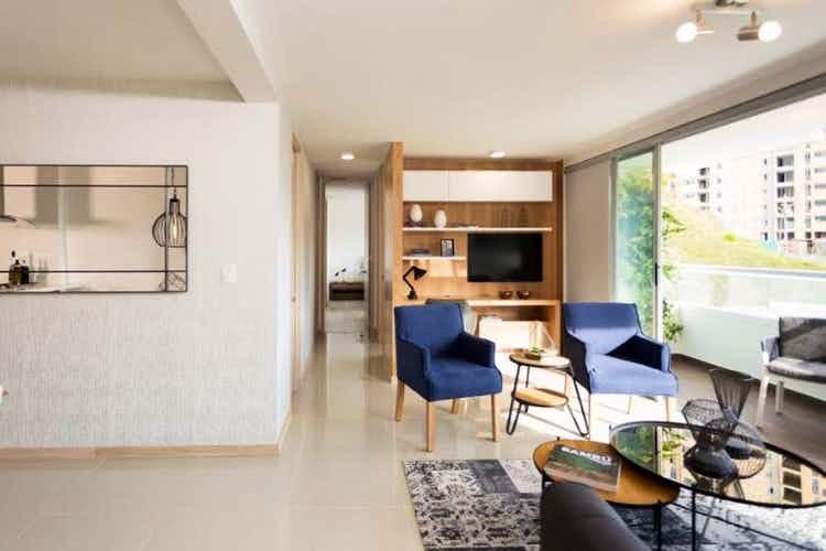 Portada Apartamento en venta en Calasanz, 66mt con balcon