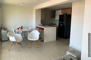 Apartamento en venta en Loma de Los Bernal, 68mt con balcon