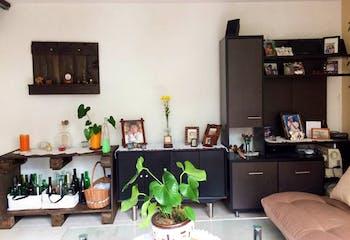 Apartamento en venta en Los Balsos, 110m²