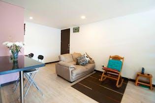 Apartamento en venta en Bogota Chapinero Norte 1 habitacion