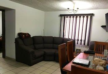 Departamento en venta en Granjas de San Antonio de 57 mt2.
