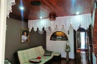 Casa en venta en Rodeo Alto, 112mt de tres niveles.