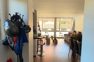 Apartamento en venta en El Nogal de 107m²