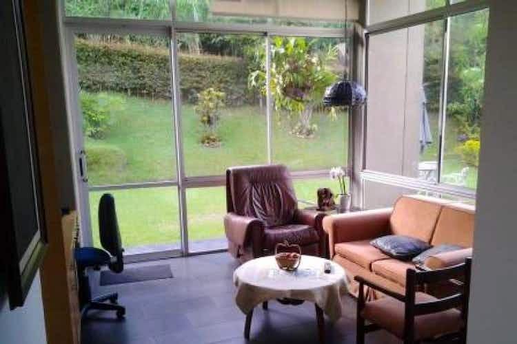 Portada Casa en venta en  Medellin Poblado Palmas 3 habitaciones