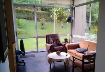 Casa en venta en Medellin Poblado Palmas 3 habitaciones