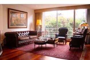 Apartamento en venta en Chico Navarra en Bogota 3 habitaciones