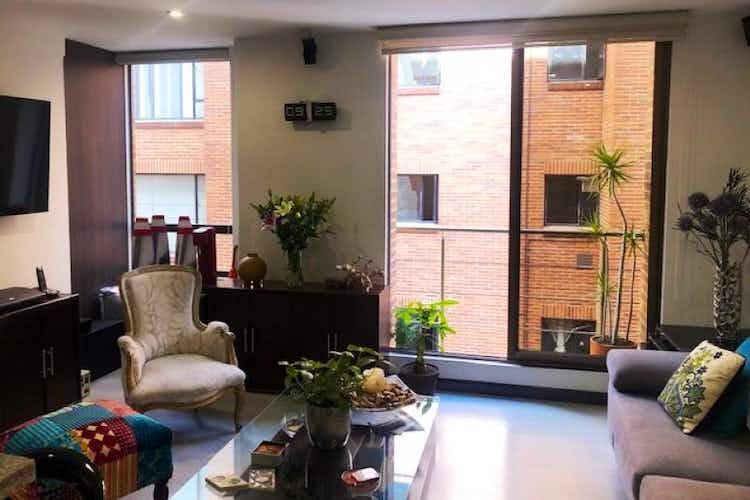 Portada Apartamento en venta en Bogota Cedritos 1 habitacion