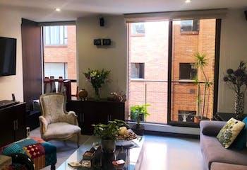 Apartamento en venta en Barrio Cedritos de 1 alcoba