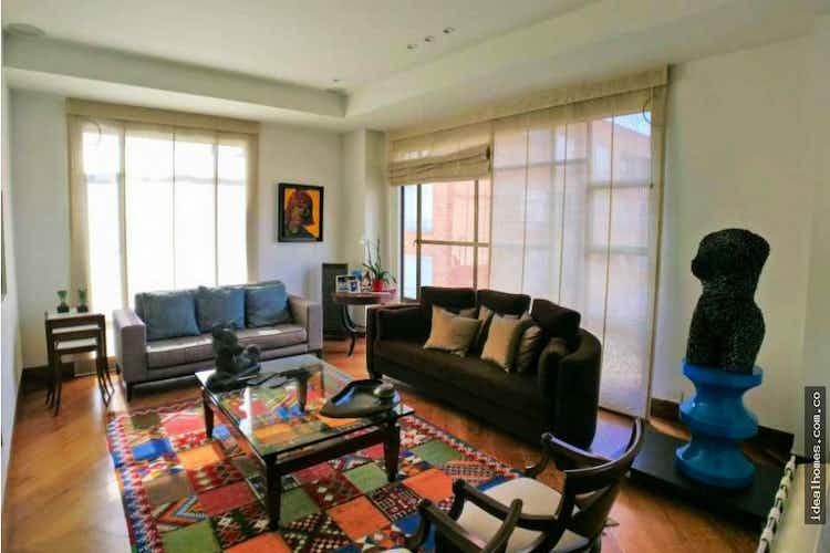 Portada Penthouse en venta en Chicó Navarra 3 habitaciones
