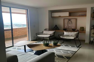Apartamento en venta en El Rosario de 3 alcobas
