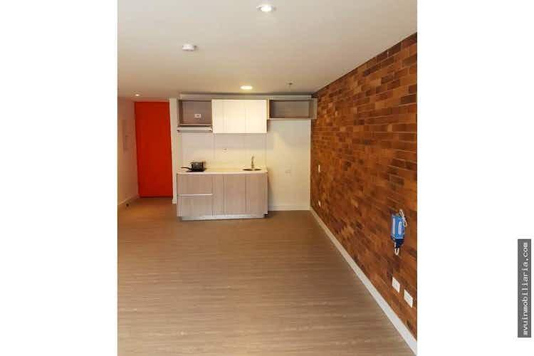 Portada Apartamento en venta en Chapinero, 39mt con balcon