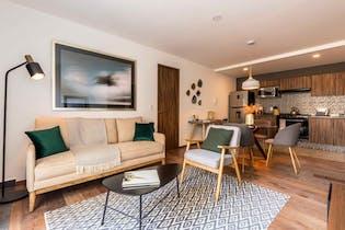 Apartamento en venta en San Rafael de 2 hab.