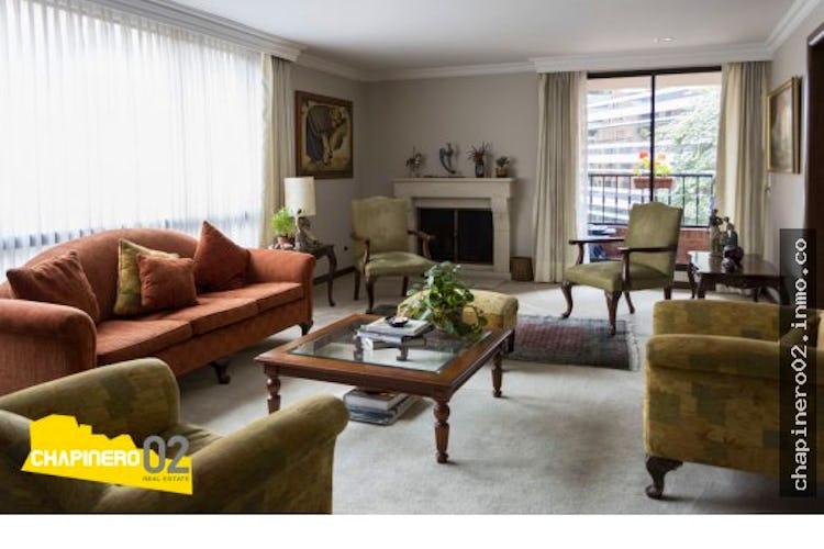 Portada Apartamento Venta  El Nogal, Chapinero - Bogotá cuenta con 4 habitaciones