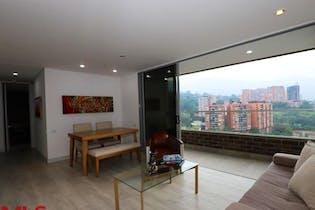 Apartamento en venta en Loma De Cumbres de 2 alcobas