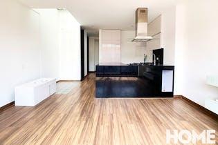 Apartamento en venta en El Virrey, de 124mtrs2 con terraza y balcón
