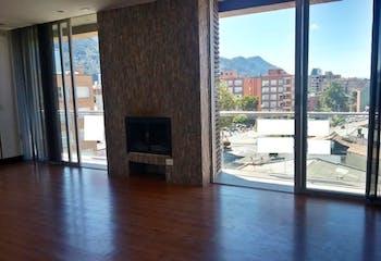 Apartamento en venta en Santa Paula, de 111mtrs2 con terraza y balcón
