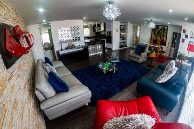 Portada Apartamento En Venta En Santa Paula, de 152mtrs2