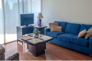 Departamento en venta en Ciudad Satelite, 158mt con terraza