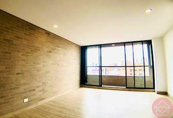 Apartamento en venta en Barrio Chapinero, 92m² con Bbq...