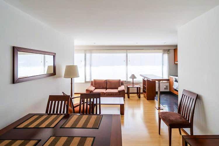 Portada Apartamento En Venta En Barrio Usaquén, de 115mtrs2 con balcón