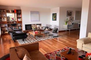 Apartamento En Venta En Barrio Usaquén, de 206mtrs2 con dos balcones