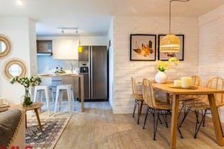 Apartamento en venta en Arándanos de Fontibon 3 habitaciones