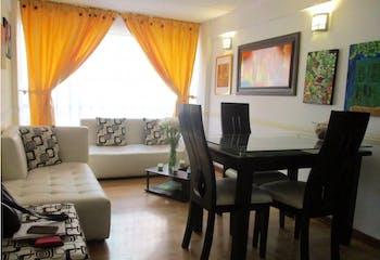 Apartamento en venta en Julio Flórez, 59m²