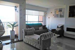 Apartamento en venta en San Antonio Norte de 109 mt con chimenea