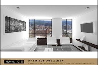 Vivienda nueva, Imoval Xiii, Apartamentos nuevos en venta en Cedritos con 2 hab.