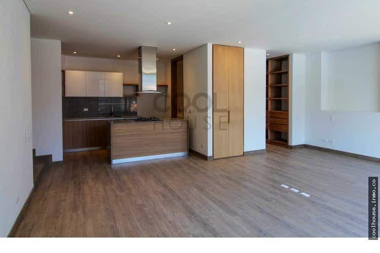 Portada Apartamento en venta en Chicó Reservado de 75 mt con balcón