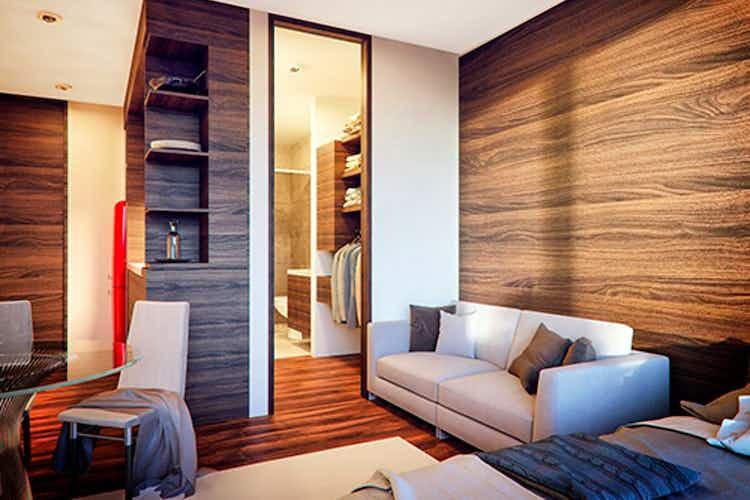 Portada Apartamento En Venta En Rincón del Chicó de 58 mt2.