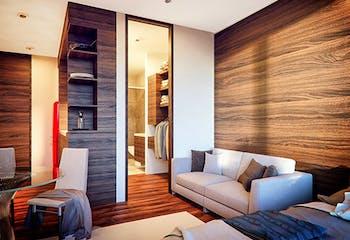 Apartamento en venta en Rincón Del Chicó, 58m² con Bbq...