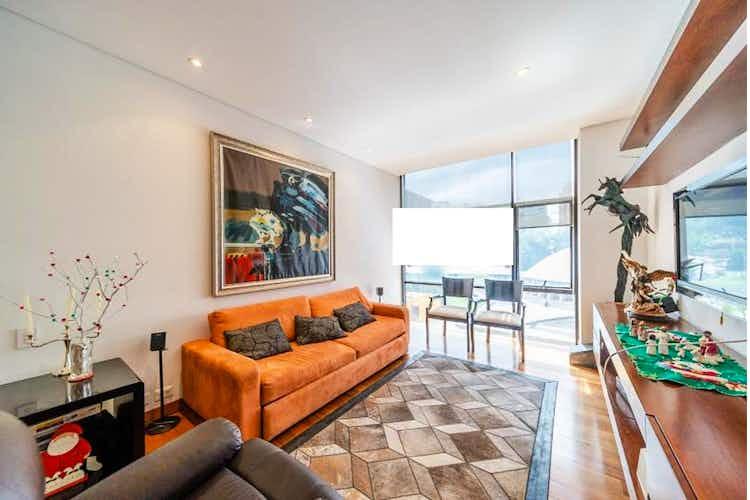 Portada Apartamento Duplex en venta en Chicó Reservado de 326m2.